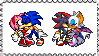 Pro Sonamy and Shadouge Stamp by ameth18