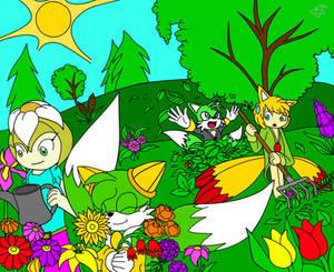 Gardening (Collab)