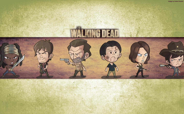 The Walking Dead Wallpaper 1440x900 By Kairosgraphic On Deviantart