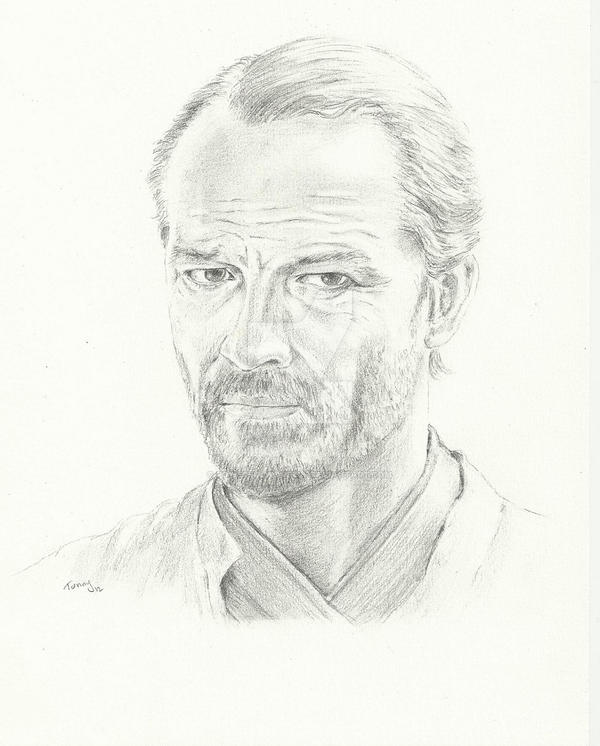 SerJorah Mormont by Powerfulwoodelf