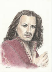 Darken Rahl by Powerfulwoodelf
