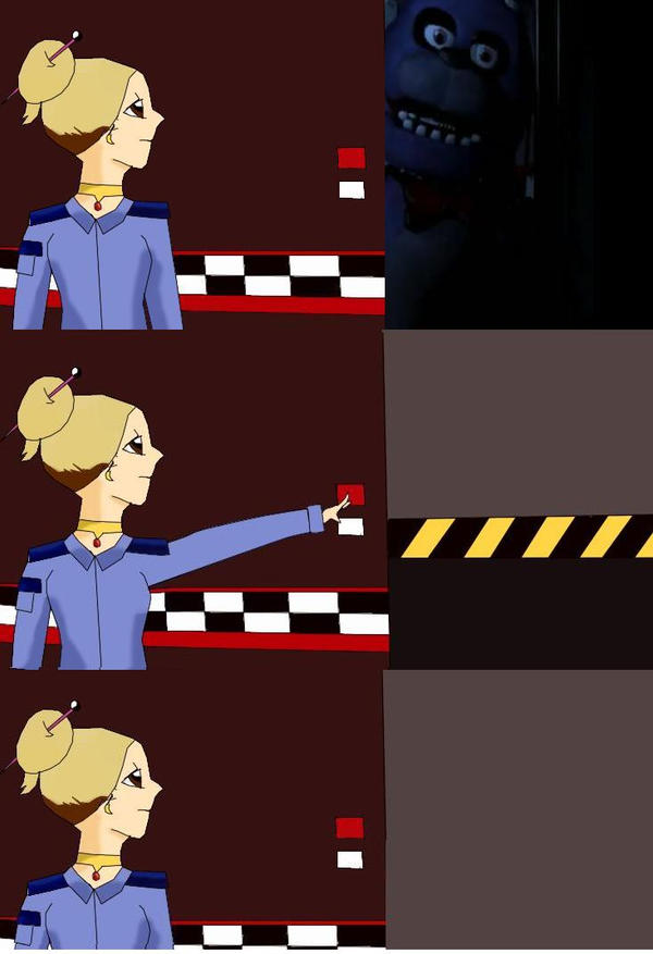 Shayfin-Five Nights at Freddy's by Erenea2011
