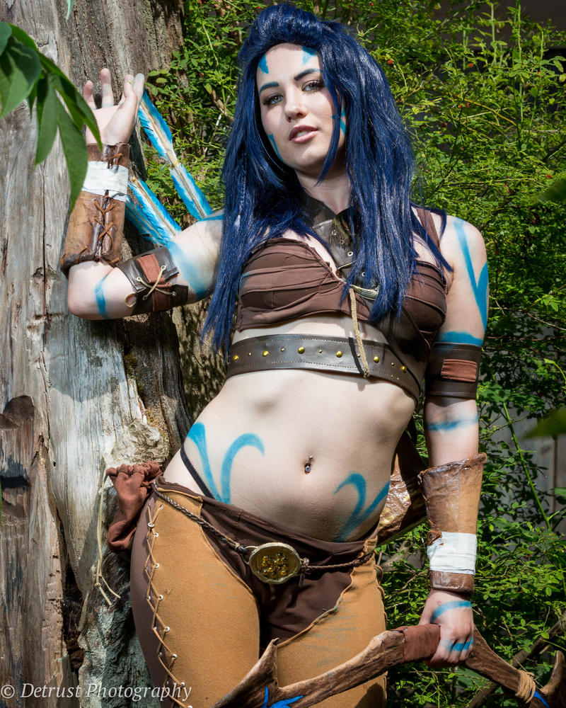 Woad Ashe By Detrust On Deviantart