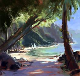 Beach Speedy by Wildweasel339