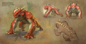 Alpha Land Predator by Wildweasel339