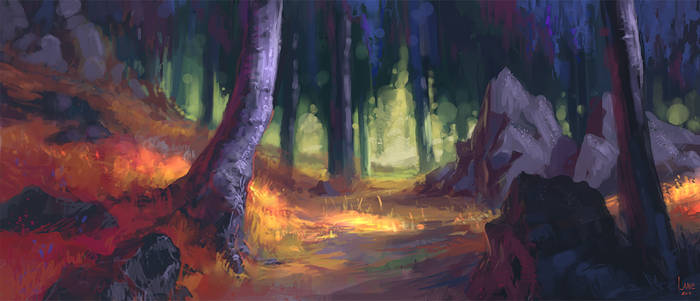 Woodsong Forest