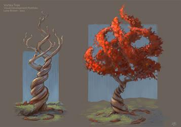 Vortex Tree by Wildweasel339
