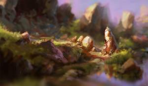 Damsel by Wildweasel339