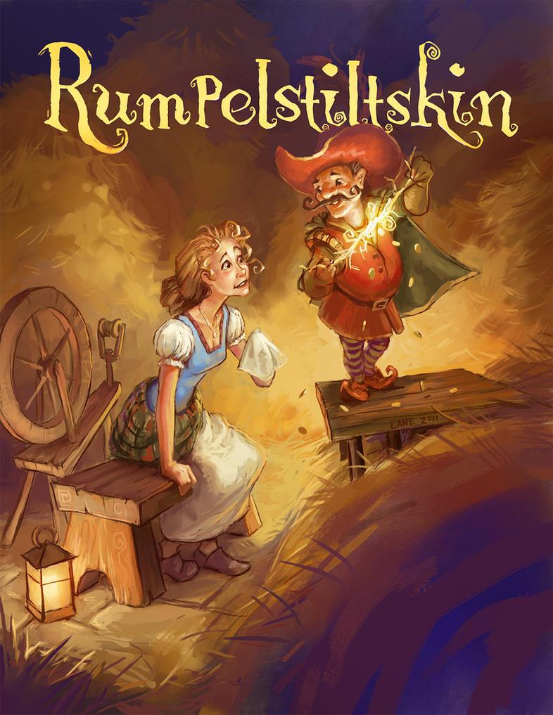 Rumpelstiltskin by Wildweasel339