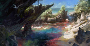 Lagoon by Wildweasel339