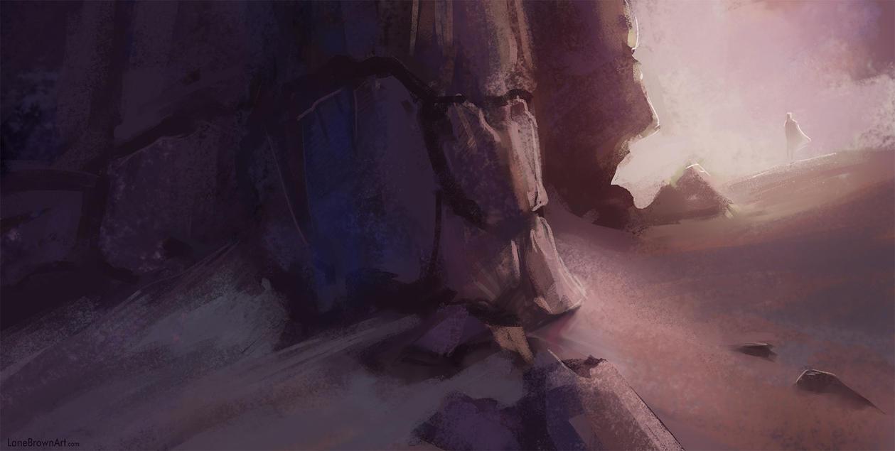 Monolith Desert: Drama Shot by Wildweasel339