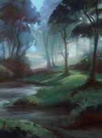 Treescape by Wildweasel339