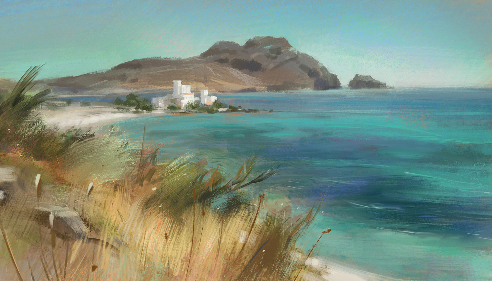 Coastal by Wildweasel339