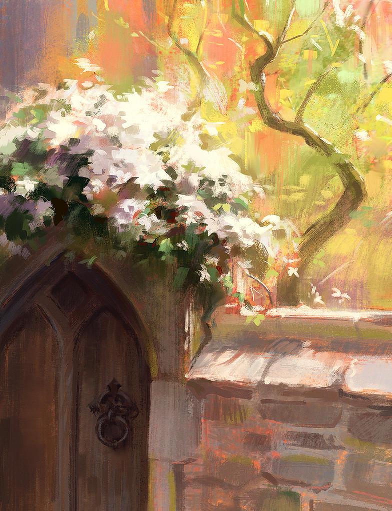 Full Bloom by Wildweasel339