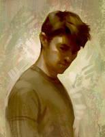 Self Portrait yr 25 by Wildweasel339