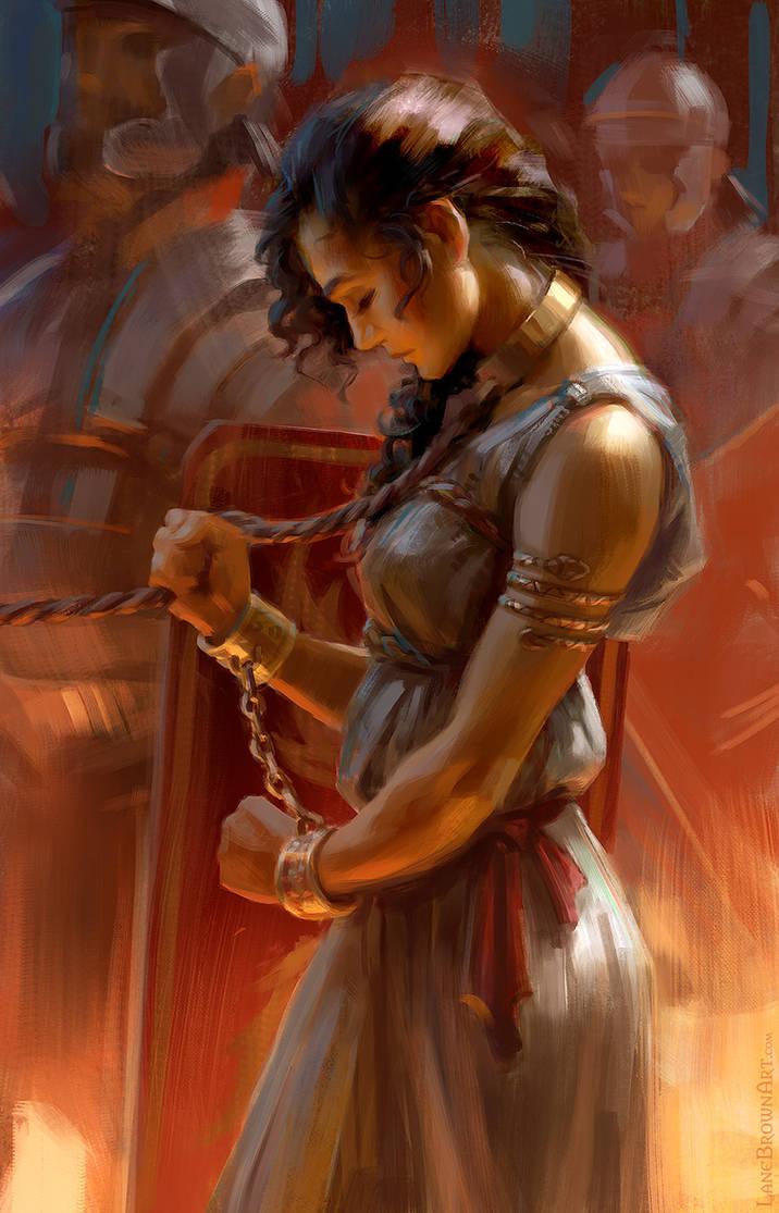 Zenobia by Wildweasel339