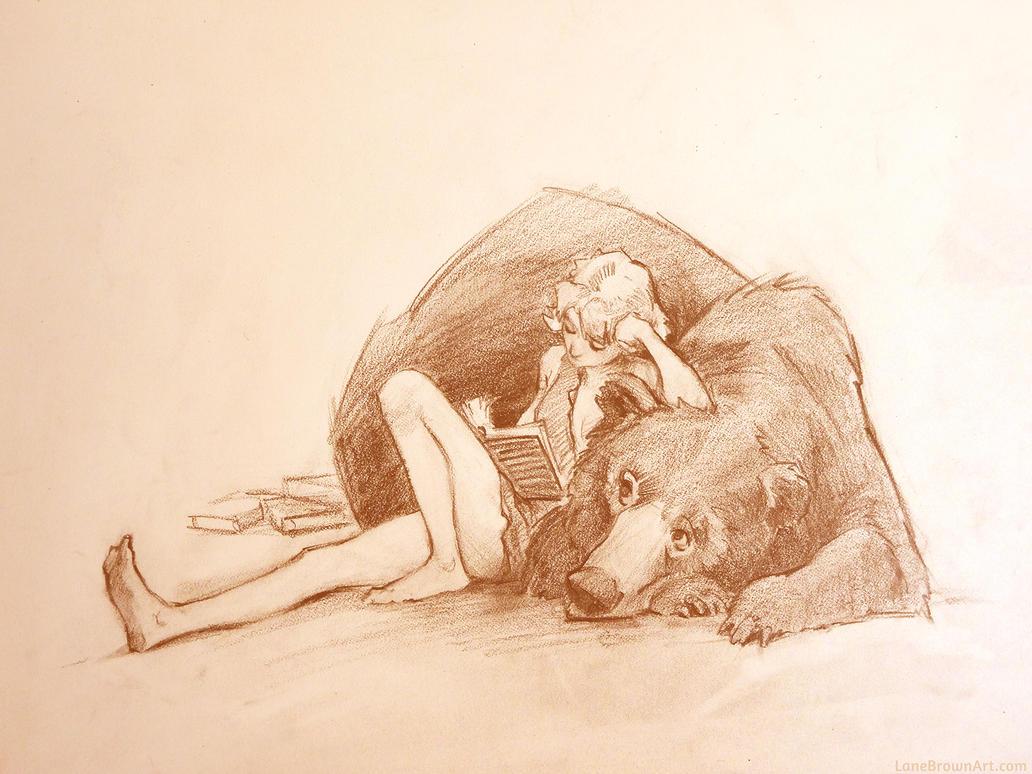 Book Bear by Wildweasel339