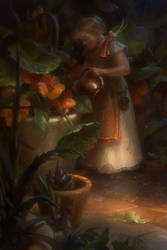 The Florist by Wildweasel339