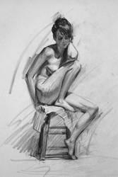 Figure Study by Wildweasel339