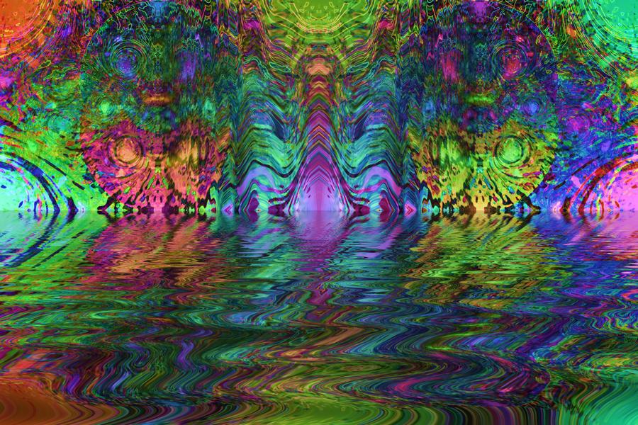 Waves Of Color By AdamLooze On DeviantArt