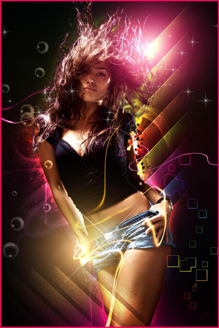 girl dance wallpapercacaleksandar95 on deviantart