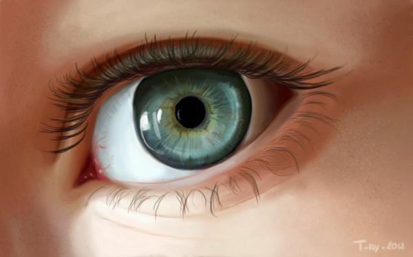 The gallery for --> Beautiful Eye Painting