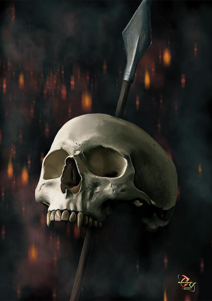 Vampire hunter by T-ry