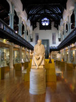 The Hunterian Museum by 13cat-commander