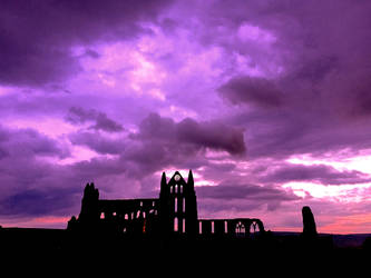 The Abbey Does Goth by Lisa-Downing