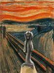 The Scream of Nature (Edvard Munch)