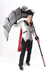 Qrow Branwen by grrrmiecosplay