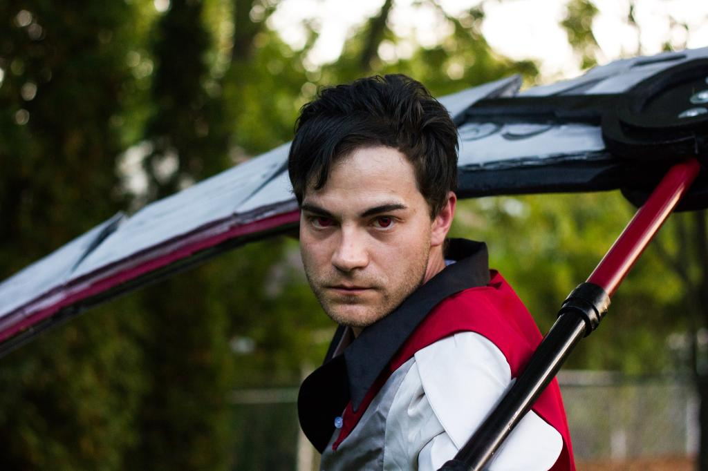 Qrow - Battle ready by grrrmiecosplay