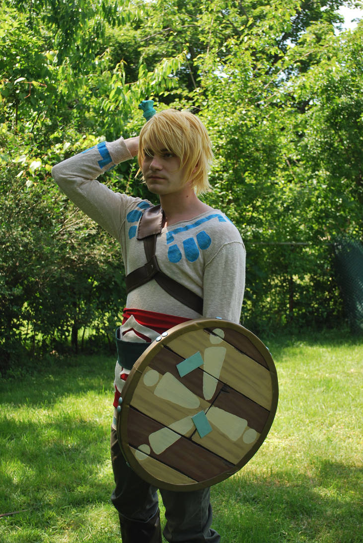 Skyword Sword Link 1 by grrrmiecosplay
