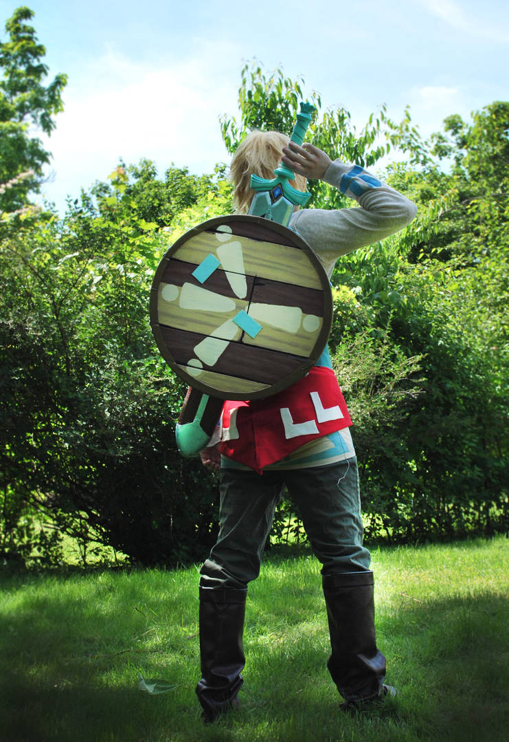 Skyward Sword Link 2 by grrrmiecosplay