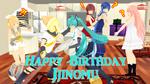 Happy Birthday Jjinomu!! by CrystalPudding