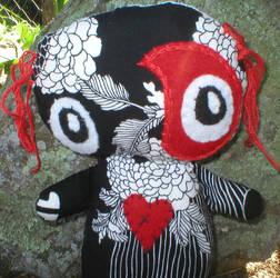 Modern Rag Doll Tina
