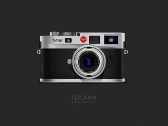 LEICA M8 by blacksnail