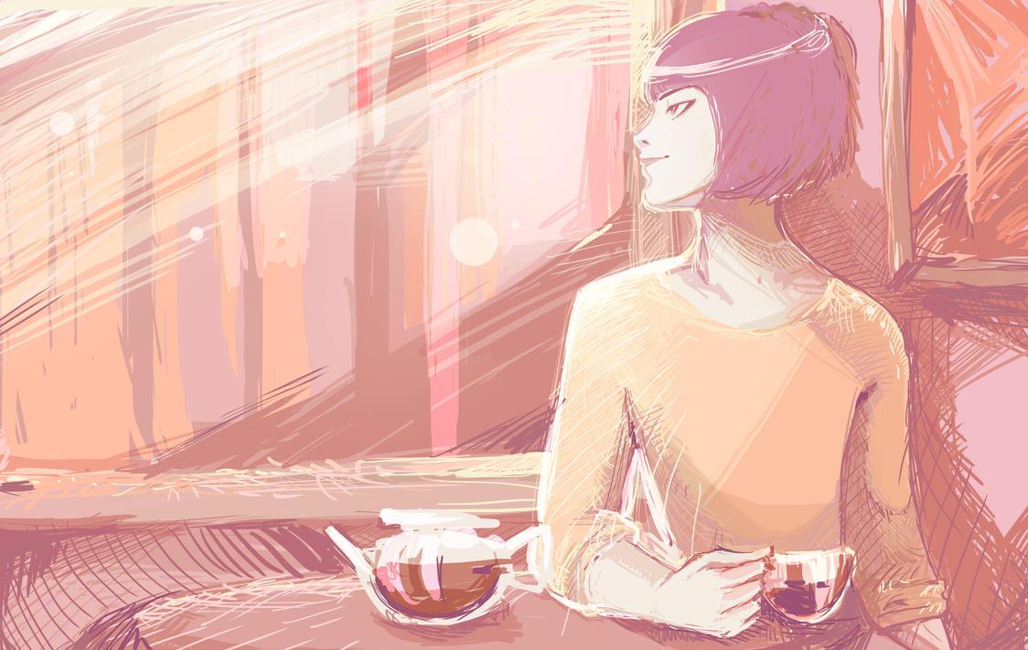 Dawn by Arumuelle