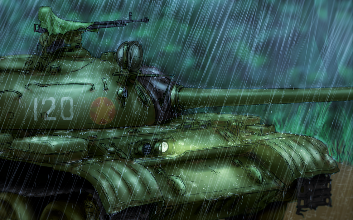 Rain by zap-nik