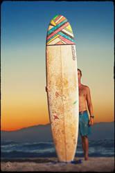 Surfer by Tadobi