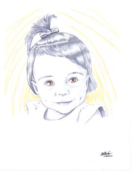 Child Portrait 1