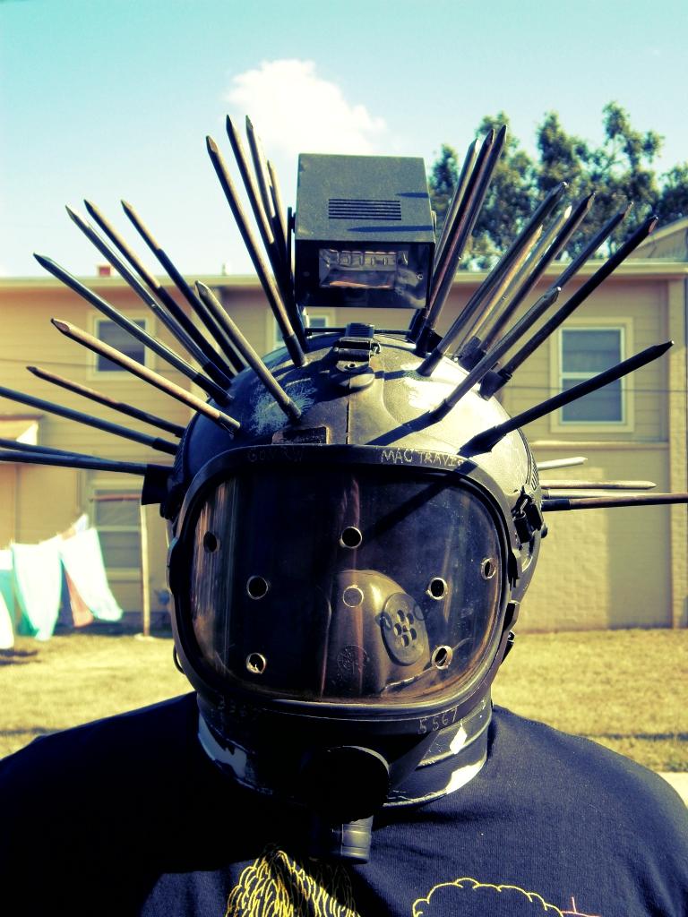 Slipknot Craig Mask by NekoKunYoshi on DeviantArt