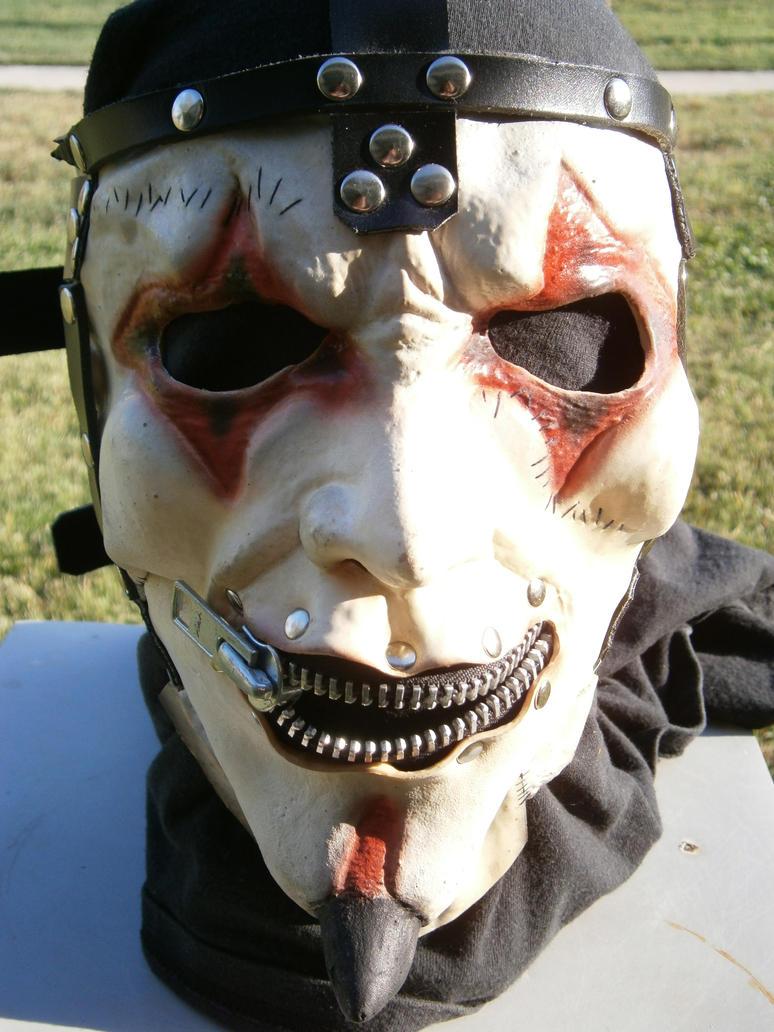 Slipknot Jim Mask by NekoKunYoshi on DeviantArt