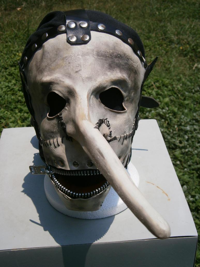 Slipknot Chris Fehn Mask by NekoKunYoshi on DeviantArt