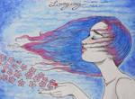 Longing by NattymonNoir