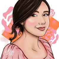 Portrait it's me