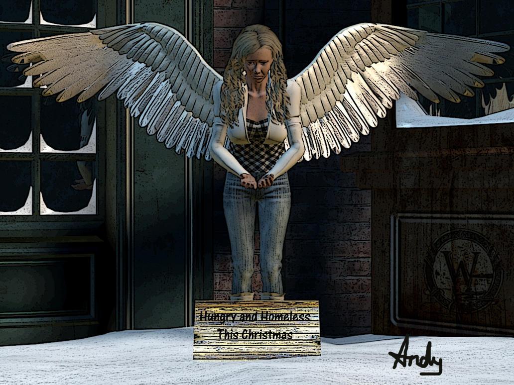 Fallen Angel by andy-goldstraw