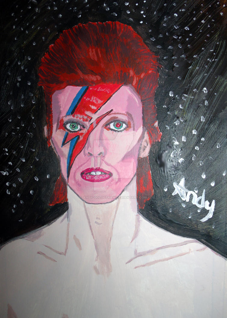 Starman by andy-goldstraw