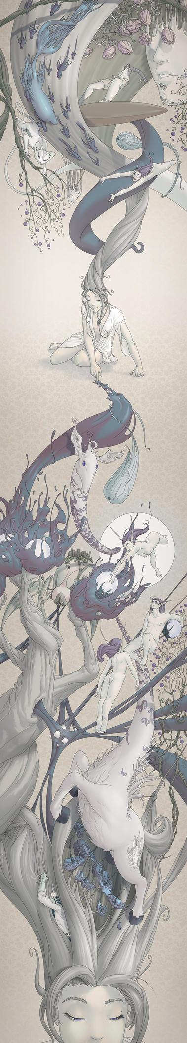 ilustracion relarga by il-lichu