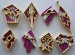 Tiki masks from da Troll Crest- World of Warcraft by Voradorec